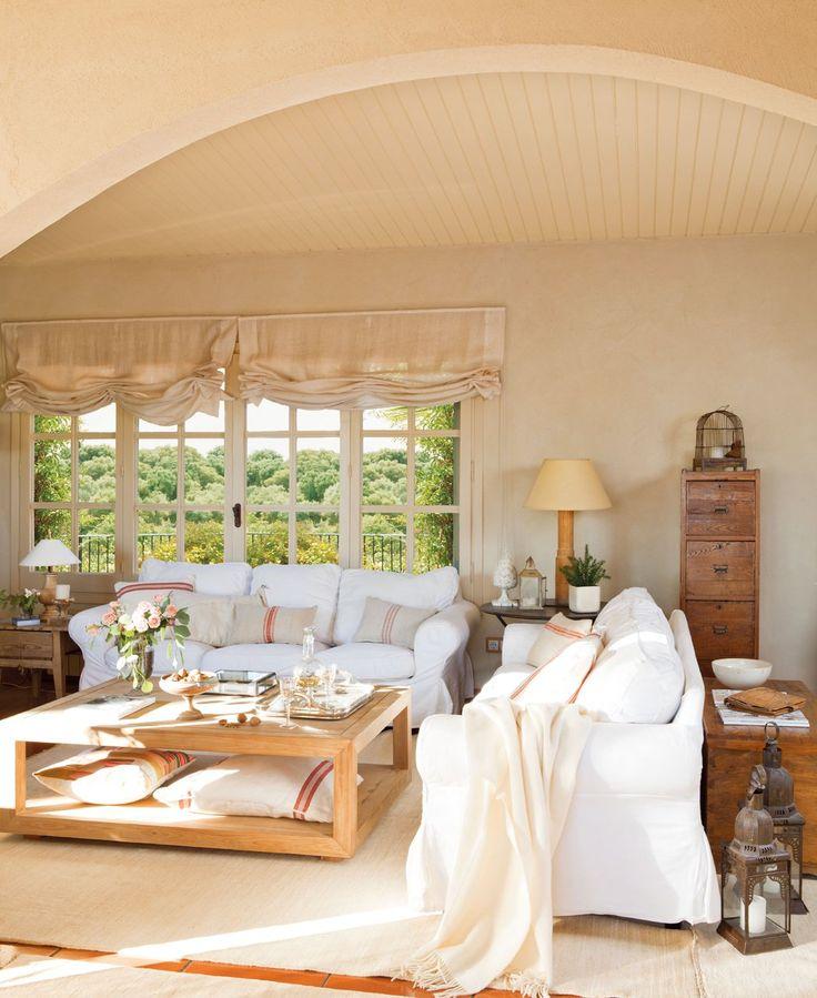 una casa inspirada en la provenza elmueblecom casas decoracion