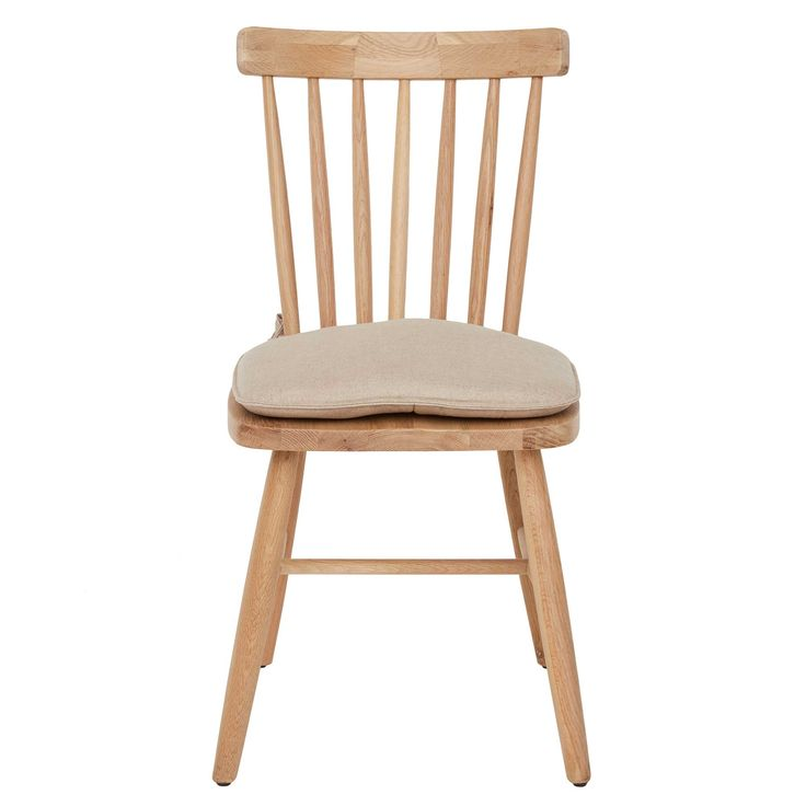 Fable Stick Back Chair, Oak | Dining Chairs | Dining Room