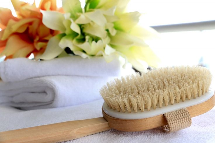 Enjoy yourself in Spa Like Experience and exfoliating body brush to reduce cellulite,then make your beautifull skin softer