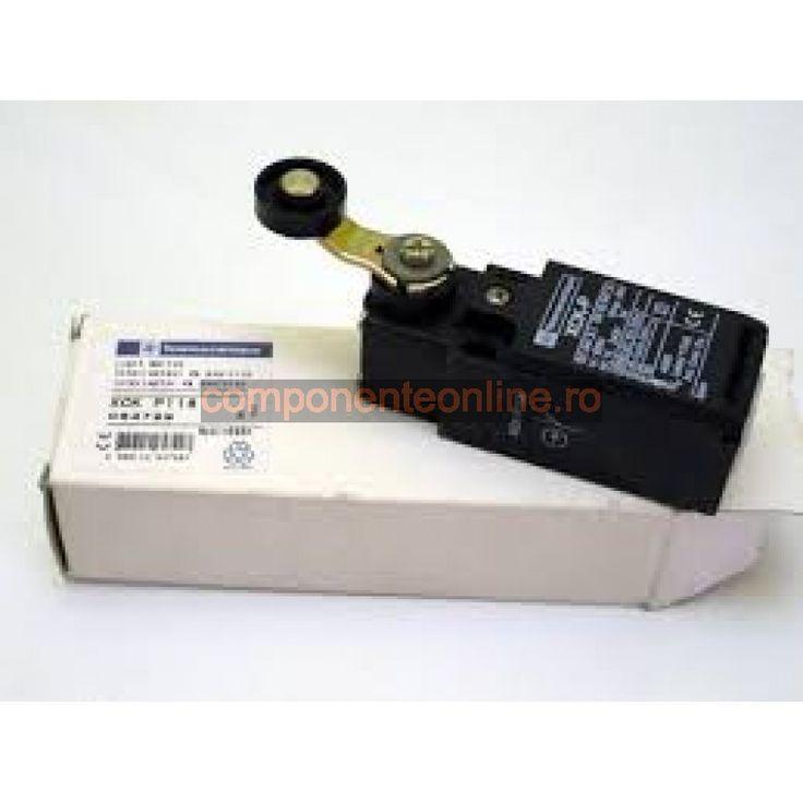 Limitator cu rola, 3A, 250V, 111x51x31 mm - 125078