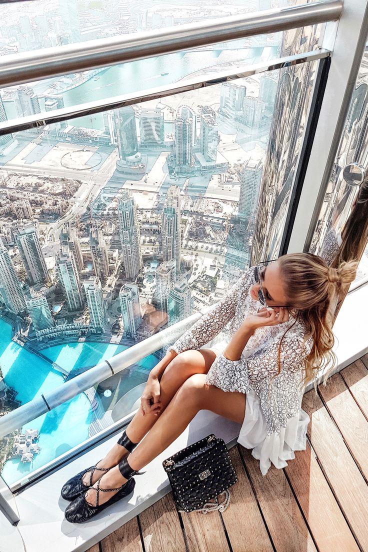Burj Khalifa, Dubai travel guide: http://www.ohhcouture.com/2017/01/dubai-travelguide/ | #ohhcouture #LeonieHanne