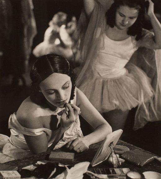 Ballet Dancers - Karel Ludwig, 1942