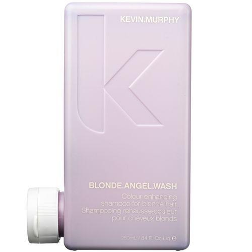 Kevin Murphy Blonde Angel Wash - 250 ml Shampoo til blond, gråt og lyst hår - Coop.dk