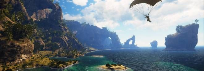 Just Cause 3 videogame per PS4 e Xbox One: grafica da paradiso tropicale