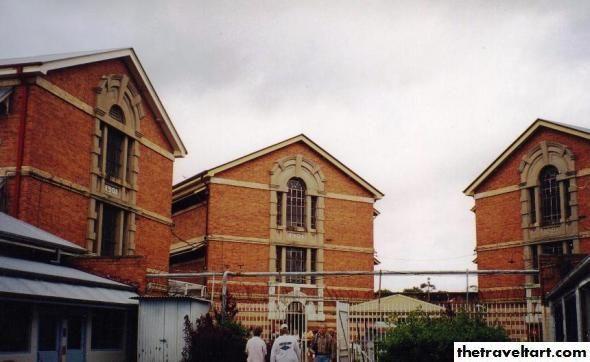 Boggo Road Jail, Brisbane Queensland Australia | The Travel Tart Blog
