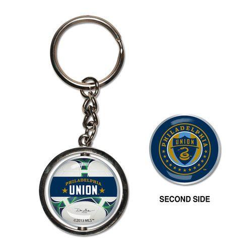 Philadelphia Union Spinner Keychain (WC)