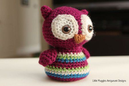Baby Owl from Little Muggles