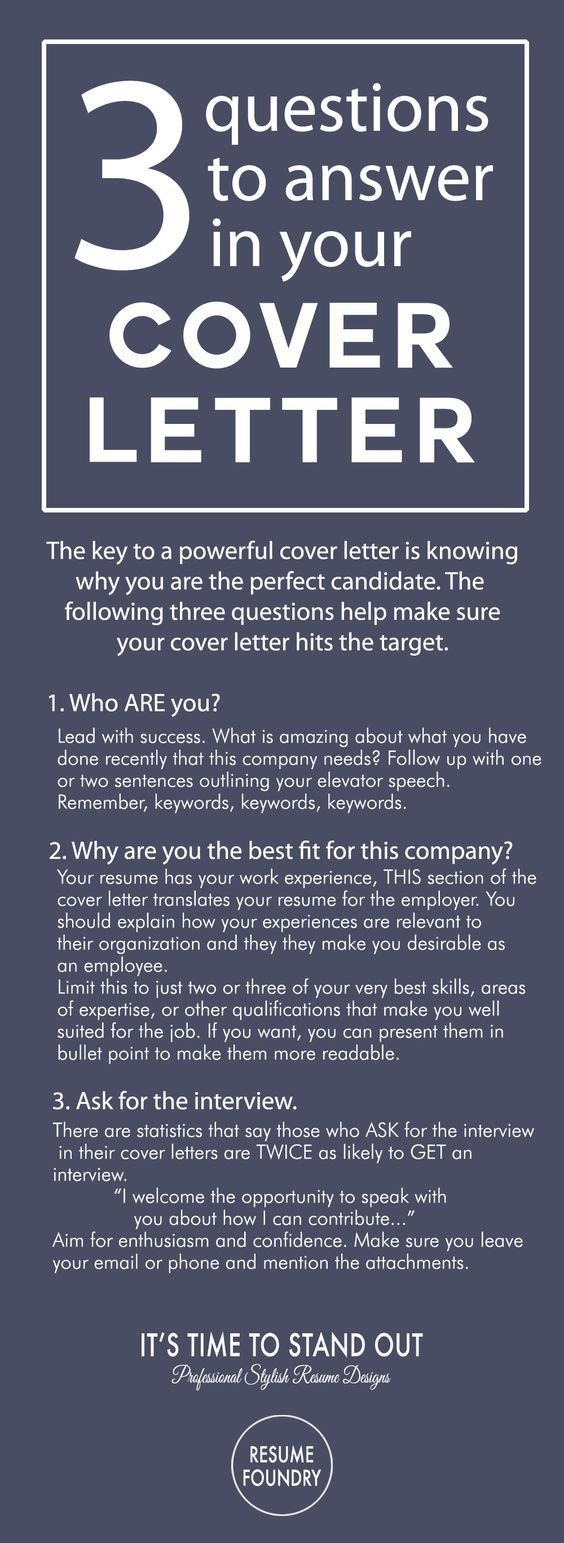 cover letter tips 3 questions you always need to answer in your cover letter - Resume Cover Letter Questions