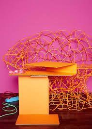 Bildergebnis für wohnzimmer orange pink
