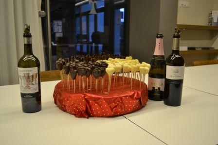 Vinos de Perelada y chocolate, un maridaje perfecto.