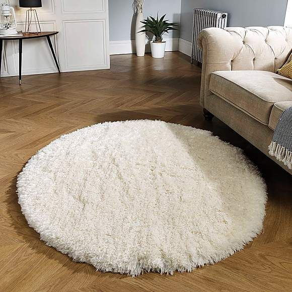 Pin By Skybug On Dream House Living Room Rugs In Living Room Circle Rug Small Bedroom Rug