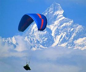 Paragliding Over The Mountain – How To Safely Go Over The Back