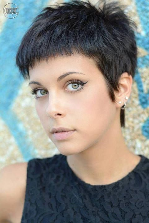 Schöner Kurzhaarfrisurenmix für coole Frauen! - Neue Frisur