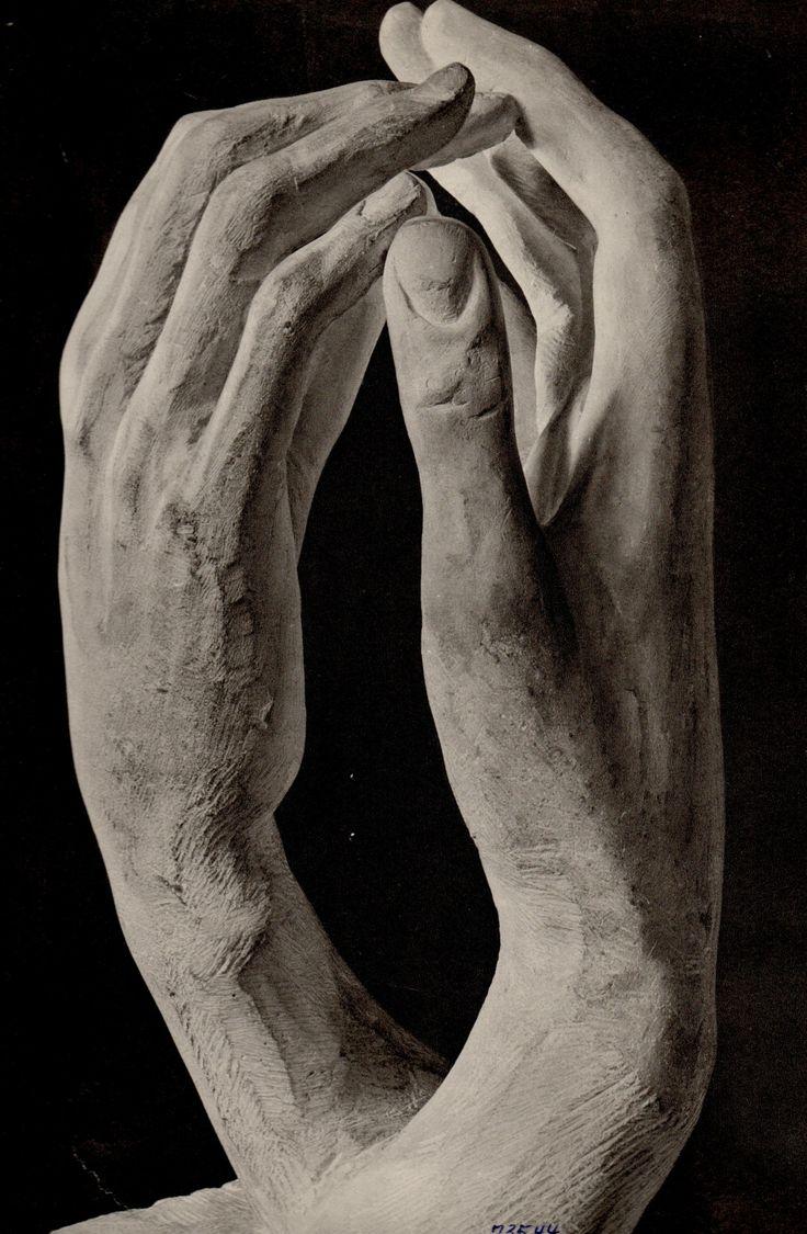 Auguste Rodin  Musée Rodin, 77 Rue de Vareen, Paris VII. (CW21-1)
