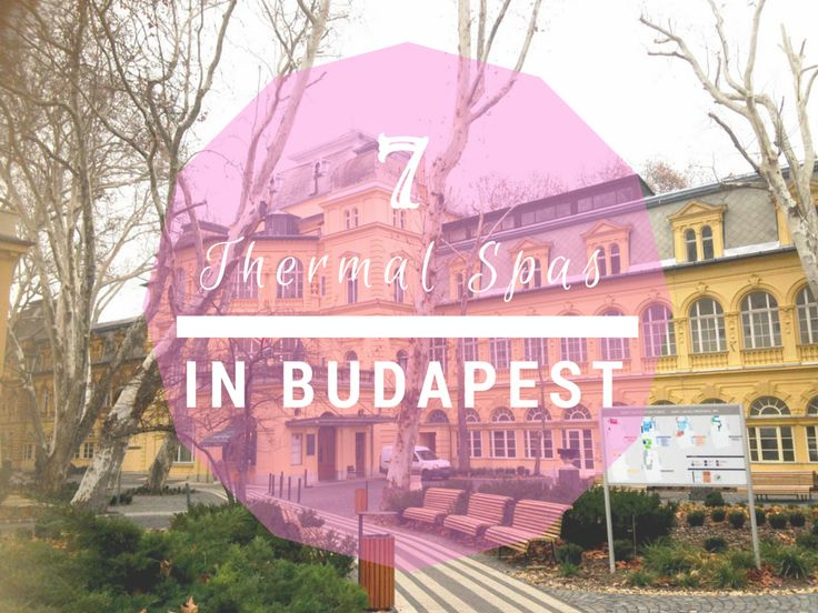 Things To Do In Budapest - Thermal Spas of Budapest