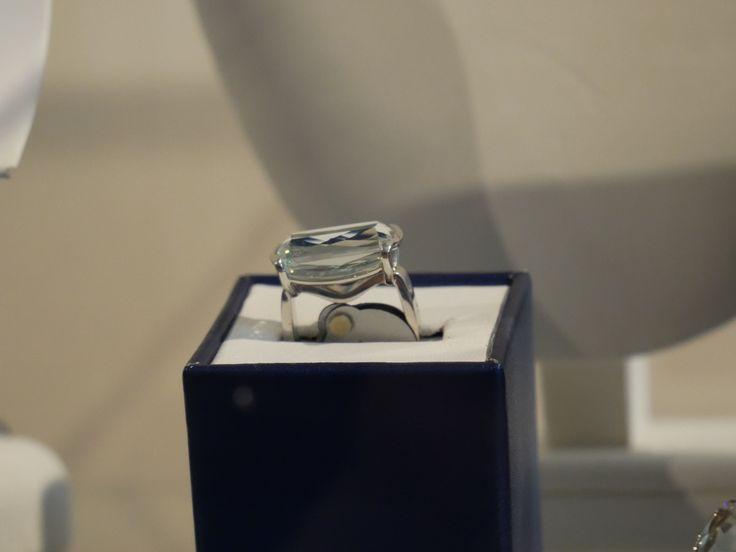 18k Platinum Custom Design Ring