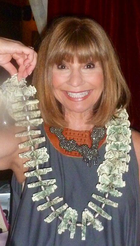 65 Dollar Bills For A 65th Birthday