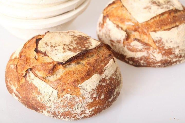 Pain Naturel : Een fantastisch zuurdesembrood – Weekend Bakery