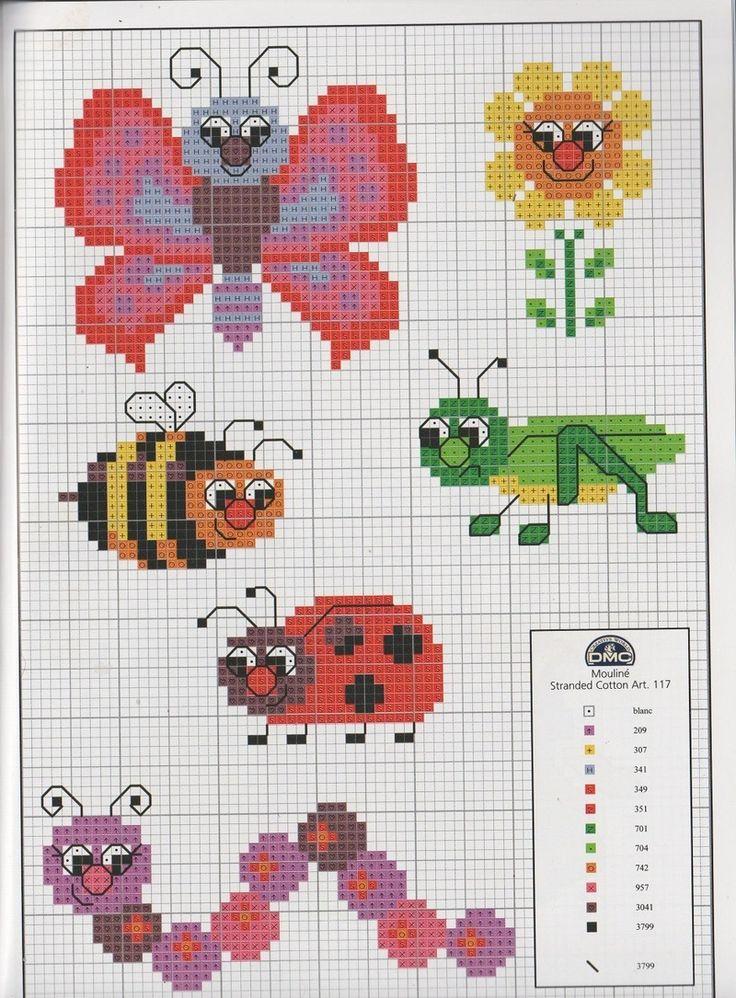 1015 best point de croix bebe images on pinterest animales cross stitch baby and punto de cruz. Black Bedroom Furniture Sets. Home Design Ideas