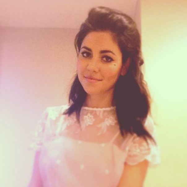 Marina on Instagram