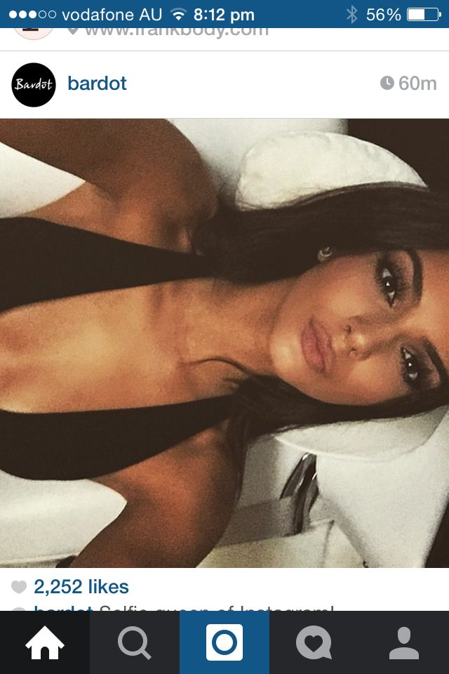 Kendall Jenner!