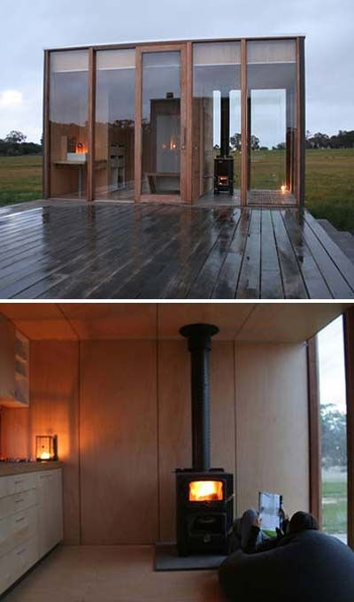Somewhere for the middle of nowhere. small-prefab-home-s2
