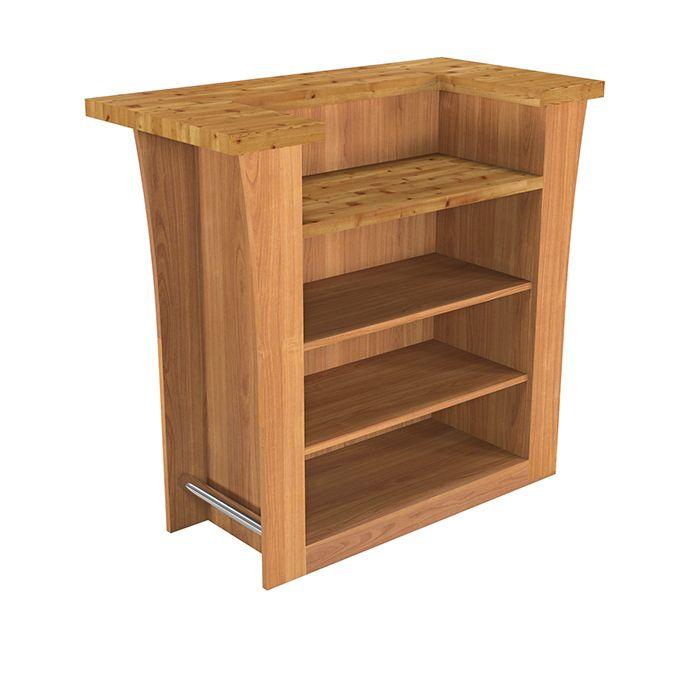 1000 id es sur le th me meuble en merisier sur pinterest for Meuble bar merisier