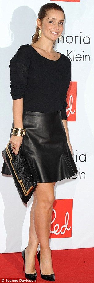 Simple, Elegant and Classic - Louise Redknapp (Nurding) <3 AmyPinterest