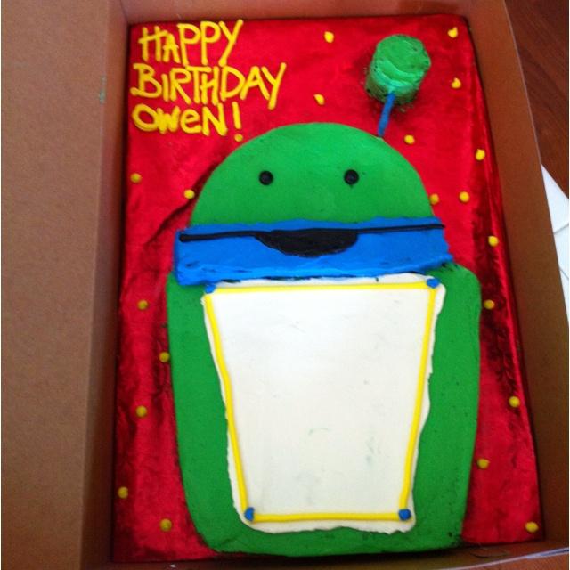 A Team Cake