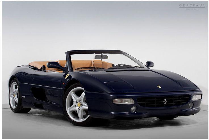 94 Best Ferrari F355 Images On Pinterest Spider