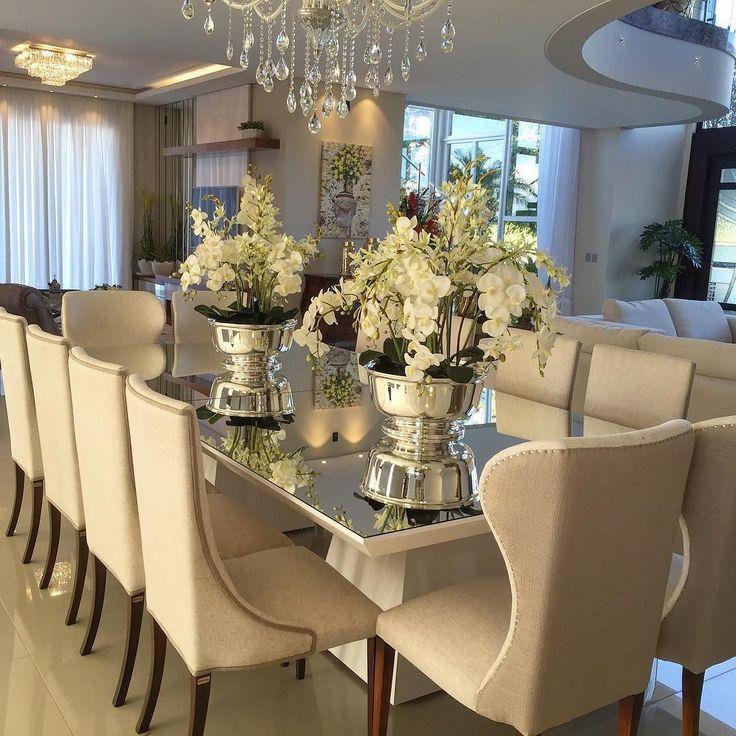 Detalhes sala de jantar @_decor4home | Projeto by Ednara