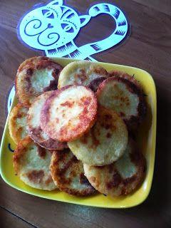 Hobbylka: Venkovské bramborové placky