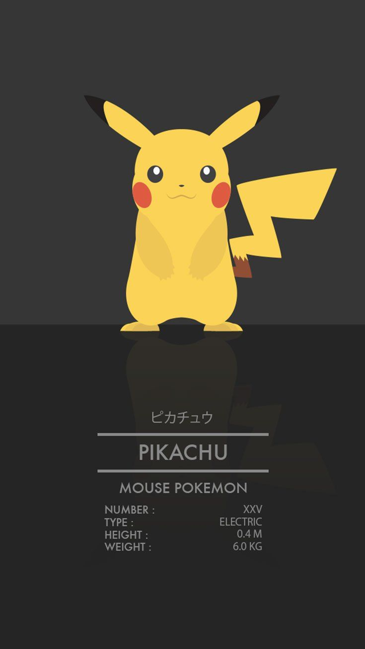 Favourite pokemon characters designed by vector artist and created minimal  poster design for inspiration. The