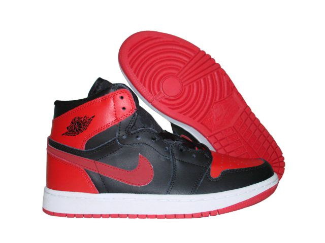 Free Shipping 6070 OFF Air Jordan 1 Retro High Chicago Black White Red