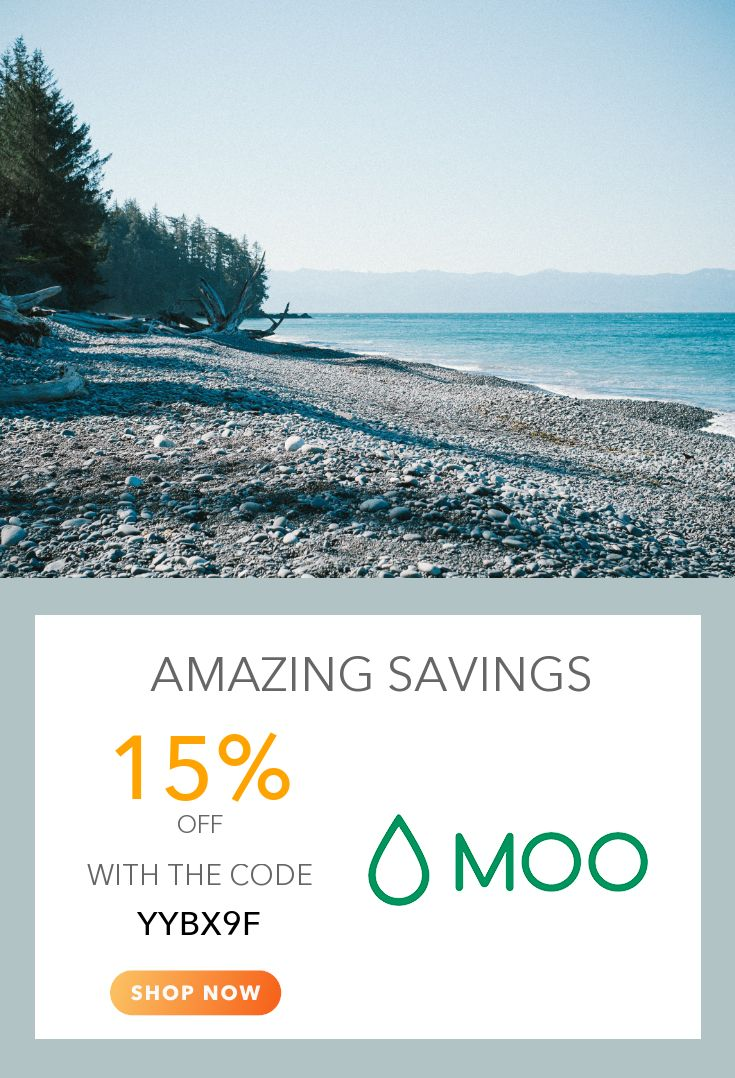 15% off Postcards at MOO