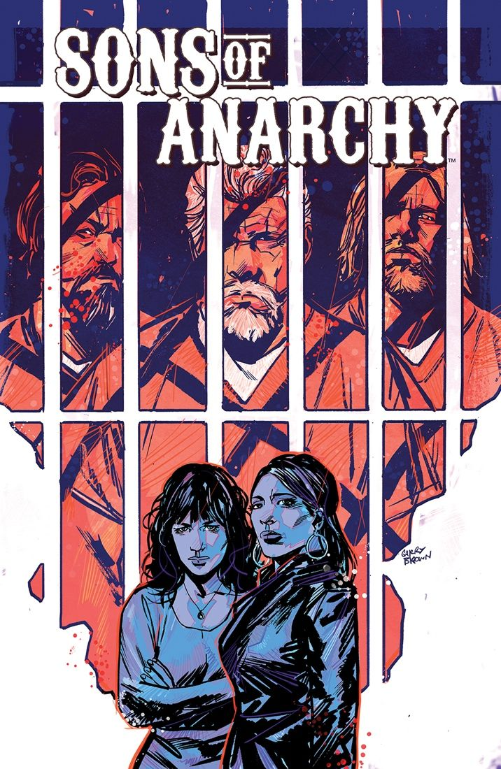48 best sons of anarchy love images on pinterest charlie hunnam sons of anarchy 9 retail price399 author ed brisson artist damian kristyandbryce Choice Image