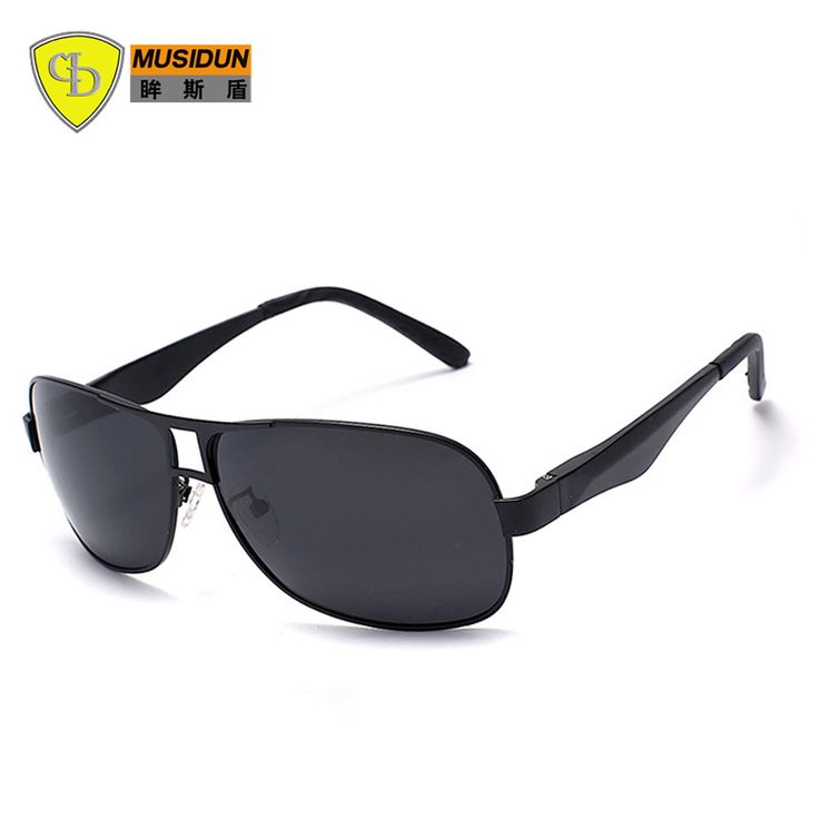 2017 Hot selling Fashion Polarized Driving Sunglasses Men brand Polarized Sunglasses sun glasses UV400 lens with bule film