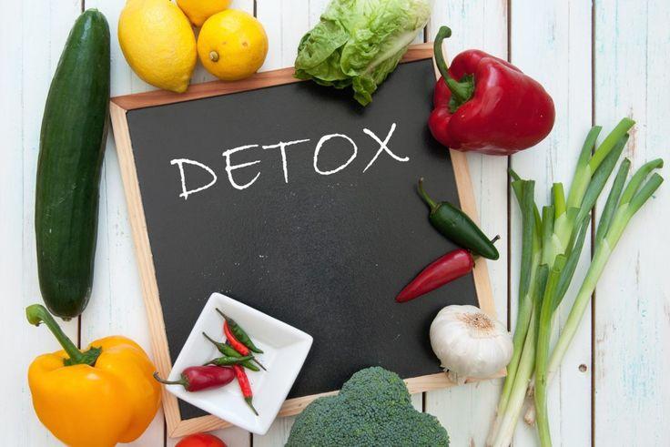 Detoks to dietetyczny mit! Nie daj się nabrać!