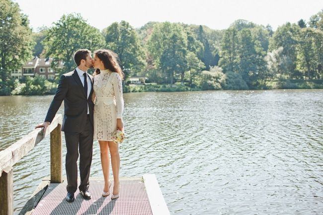 Relaxed and rural: inside fashion PR manager Maja Cole-Clark's German nuptials - Vogue Australia