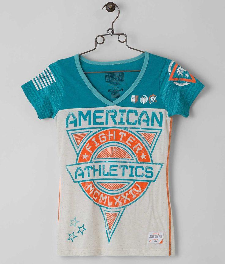 American Fighter Grove T-Shirt - Women's Shirts/Tops | Buckle