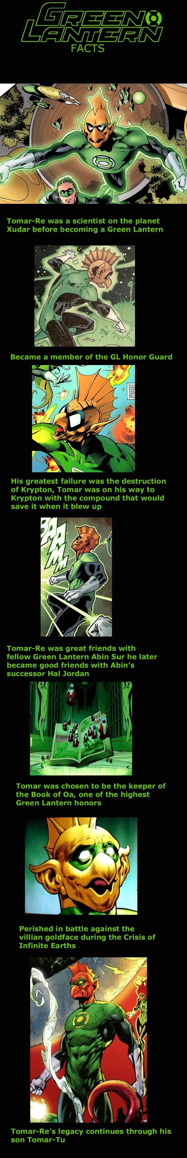 Green Lantern Facts- Tomar-Re // funny pictures - funny photos - funny images - funny pics - funny quotes - #lol #humor #funnypictures