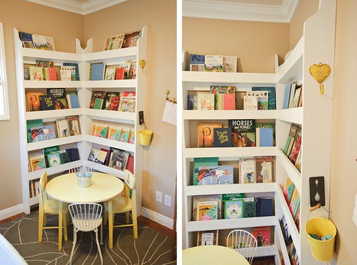 17 Best Ideas About Playroom Shelves On Pinterest
