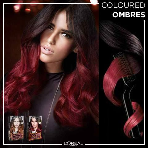 L'Oreal Coloured Ombre