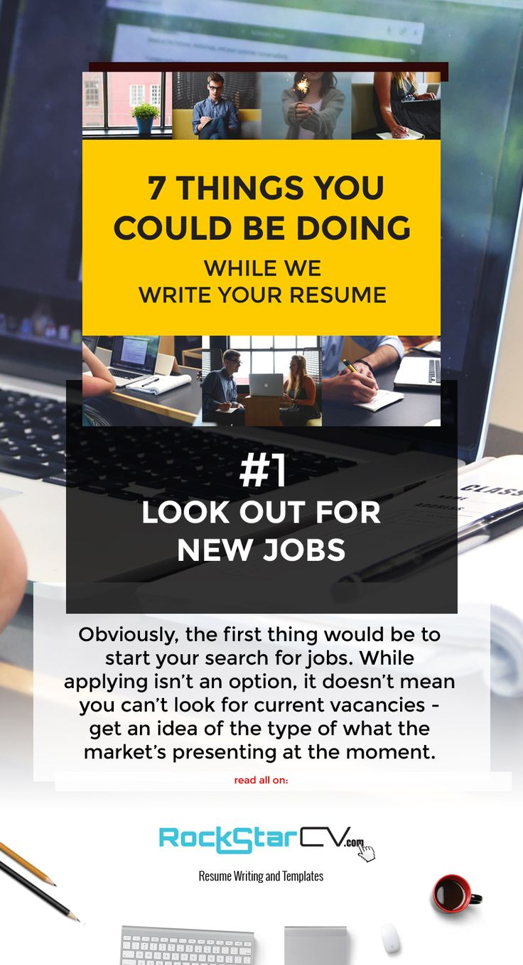 7 things you could be doing while we write your resume      rockstarcv com  7