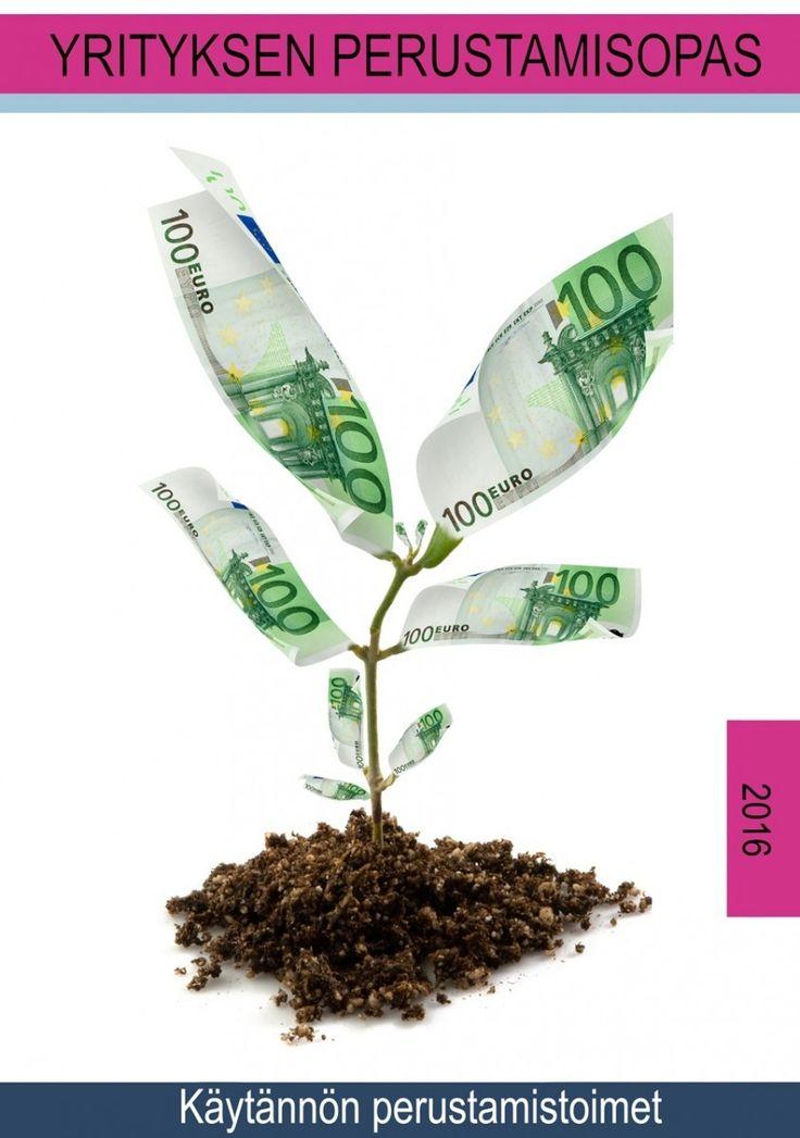 Yrityksen perustamisopas on tarkoitettu Sinulle, joka olet päättänyt yrittäjäksi ryhtymisestä ja tarvitset tietoa yrityksen perustamisen käytännön toimista.