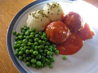 Zesty Porcupine Meatballs | Meat Dishes | Pinterest