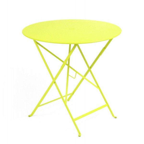 1000 ideias sobre table de jardin ronde no pinterest - Petite table ronde pliante ...