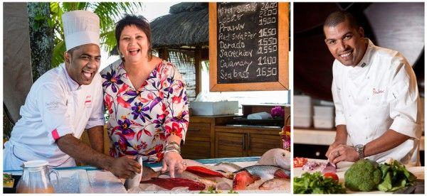 `Reuben Invites` with Jenny Morris and Mauritian Chef Vikash Coonjan