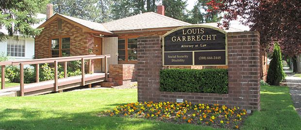 Louis Garbrecht specializes in social security disability in Coeur d Alene. Social Security Disability is designed to supplement income to persons with a disability that physically or mentally restricts their ability to be employed. For disability attorneys in Idaho, explore: louisgarbrecht.com.