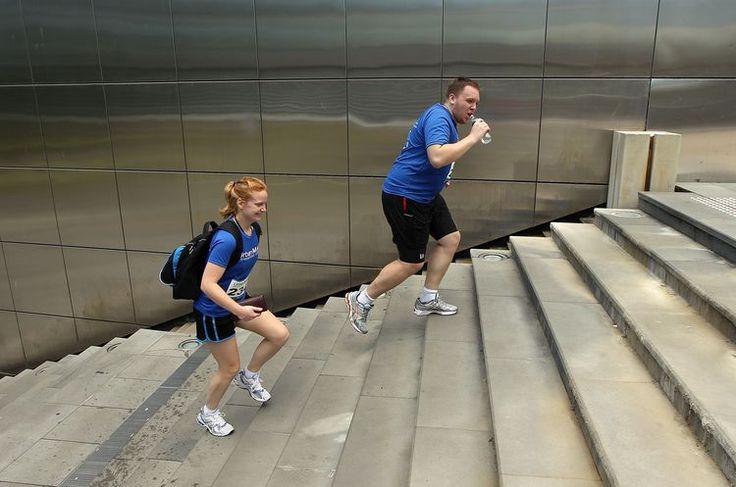 Olympic Training Advanced Cardio and Strength Circuit